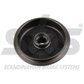 sbs Bremstrommel 115330192 für VW, AUDI, SKODA, SEAT bestellen