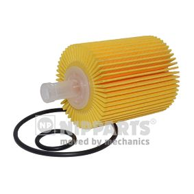 NIPPARTS Juego de cables de encendido (J1312022)