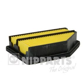 Popular Air filter NIPPARTS J1324060 for HONDA CIVIC 1.4 (FK1, FN4) 100 HP