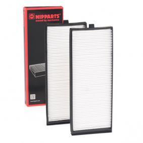 NIPPARTS Filtro de aire acondicionado J1340504