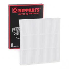 NIPPARTS Cabin filter J1344010