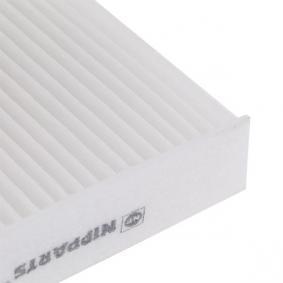CIVIC VIII Hatchback (FN, FK) NIPPARTS Pollen filter J1344010
