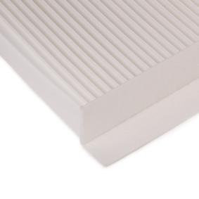 NIPPARTS Air conditioner filter (J1344013)