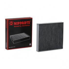 NIPPARTS Filtro de aire acondicionado N1345010