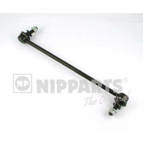 NIPPARTS Bieletas de suspensión (N4962054)