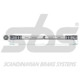 sbs Bremsschlauch 6X0611775 für VW, AUDI, SKODA, SEAT bestellen