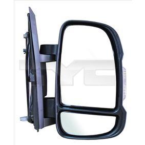TYC Außenspiegel 8151LJ für FIAT, PEUGEOT, CITROЁN bestellen