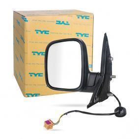 Außenspiegel TYC Art.No - 337-0148 OEM: 7H1857521N für VW, SKODA, SEAT kaufen