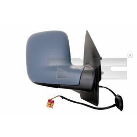 Außenspiegel TYC Art.No - 337-0150 OEM: 7H1857521N für VW, SKODA, SEAT kaufen