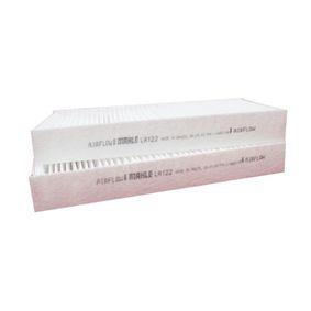 Filtro habitáculo LA 122/S MAHLE ORIGINAL