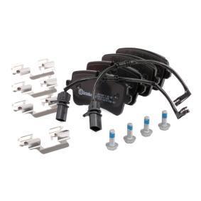 BREMBO Kit de plaquettes de frein, frein à disque 4H0698451M pour VOLKSWAGEN, AUDI, SEAT, SKODA acheter