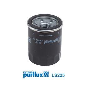 PURFLUX NISSAN PATHFINDER Sistema de ventilación del cárter (LS225)