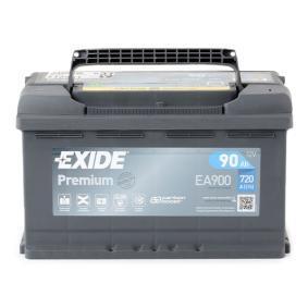 71751149 für BMW, FIAT, ALFA ROMEO, Starterbatterie EXIDE (EA900) Online-Shop