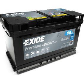 Batterie EXIDE (EA900) für BMW 3er Preise