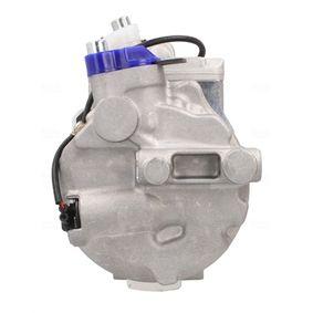 NISSENS Kompressor, Klimaanlage Prefilled PAG-OIL 89210 Erfahrung