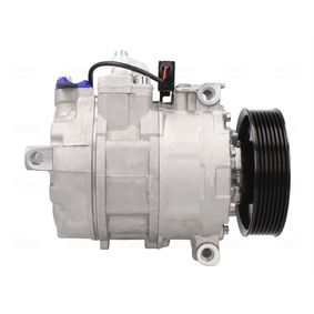 NISSENS Kompressor, Klimaanlage 5707286354821