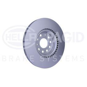 5Q0615301F für VW, AUDI, SKODA, SEAT, Bremsscheibe HELLA (8DD 355 109-521) Online-Shop