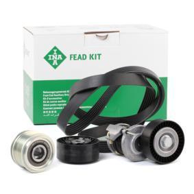 03L903137AB für VW, AUDI, SKODA, SEAT, Keilrippenriemensatz INA (529 0003 10) Online-Shop