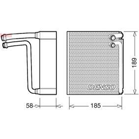 Evaporator DEV09025 DENSO