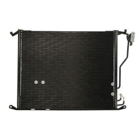 Kondensator, Klimaanlage THERMOTEC Art.No - KTT110280 OEM: A2205000154 für MERCEDES-BENZ, VOLVO kaufen
