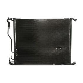 THERMOTEC Kondensator, Klimaanlage 2205001054 für MERCEDES-BENZ, VOLVO bestellen