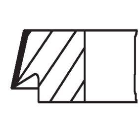 MAHLE ORIGINAL Kolbenringsatz (081 RS 00104 0N0) niedriger Preis