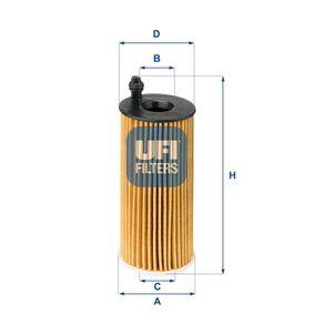 UFI BMW 3er Sensor, Gaspedalstellung (25.142.00)