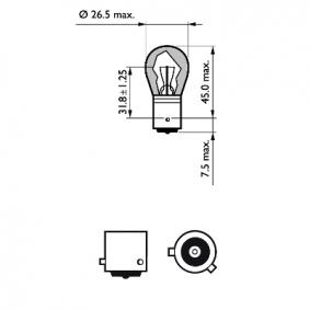 Крушка с нагреваема жичка, мигачи 12496LLECOCP онлайн магазин