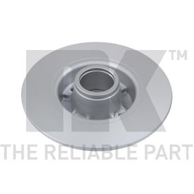 NK Bremsscheibe 8200038305 für RENAULT, DACIA, RENAULT TRUCKS bestellen