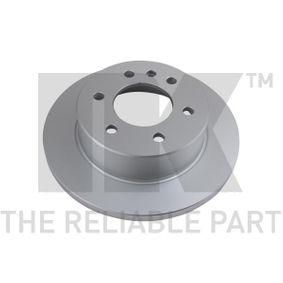 Bremsscheibe NK Art.No - 3147122 OEM: 9064230012 für VW, MERCEDES-BENZ, SMART, CHRYSLER, RENAULT TRUCKS kaufen