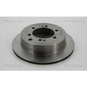 Disque de frein TRISCAN Art.No - 8120 131059 récuperer