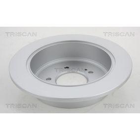 TRISCAN Bremsscheibe 584113A300 für HYUNDAI, KIA bestellen