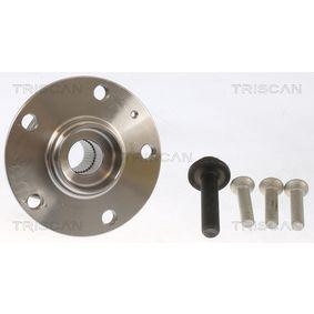 TRISCAN Radlagersatz 8V0498625A für VW, AUDI, SKODA, SEAT bestellen