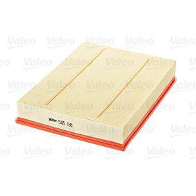 Luftfilter (585198) hertseller VALEO für VW CRAFTER 30-50 Kasten (2E_) ab Baujahr 10.2011, 142 PS Online-Shop