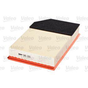 VALEO Luftfilter 8638600 für VOLVO bestellen