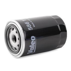 VALEO Filtro de aceite 586115