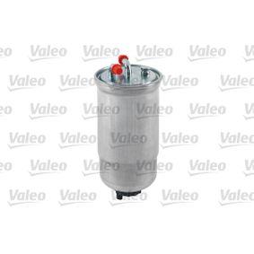 CIVIC VII Hatchback (EU, EP, EV) VALEO Filtro de combustible 587546