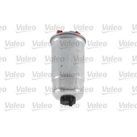 Üzemanyagszűrő Art. No: 587546 gyártó VALEO mert HONDA CIVIC jutányos