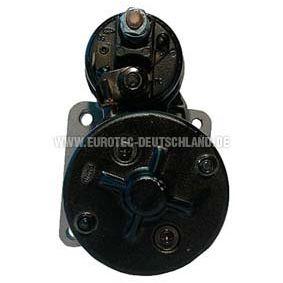 PUNTO (188) EUROTEC Starter motor 11017030