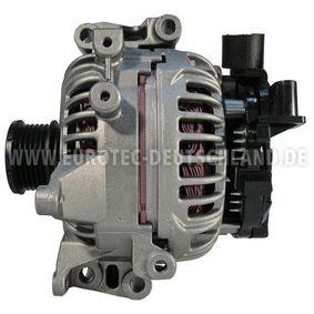 EUROTEC Generator 0121549802 für MERCEDES-BENZ, SMART bestellen