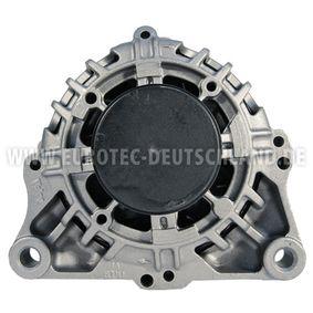 Generator EUROTEC Art.No - 12090201 OEM: 9649611280 für RENAULT, FIAT, PEUGEOT, CITROЁN, ALFA ROMEO kaufen