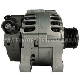 EUROTEC Generator 9649611280 für RENAULT, FIAT, PEUGEOT, CITROЁN, ALFA ROMEO bestellen