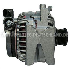 EUROTEC Generator A0131545902 für MERCEDES-BENZ bestellen