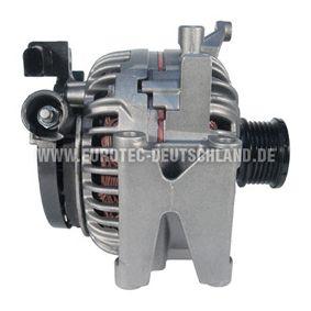 EUROTEC Generator A0131549002 für MERCEDES-BENZ bestellen