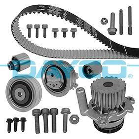 KTBWP7880 Zahnriemenkit DAYCO für VW CRAFTER 2.0 TDI 142 PS zu niedrigem Preis