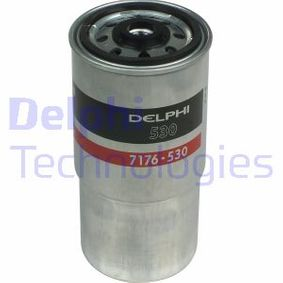 DELPHI Spritfilter (HDF530)