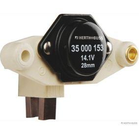 Regulador del alternador HERTH+BUSS ELPARTS Art.No - 35000153 OEM: 4474755 para FIAT, ALFA ROMEO, CHRYSLER, IVECO, LANCIA obtener
