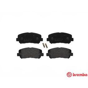 Taqués hidráulicos BREMBO (P 49 045) para MAZDA CX-5 precios