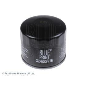 BLUE PRINT Interruptor de luz de marcha atrás ADH22118