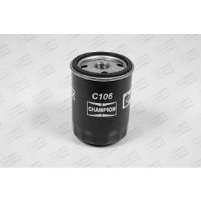 CHAMPION Filtre à huile 4228326 pour FIAT, ALFA ROMEO, LANCIA acheter